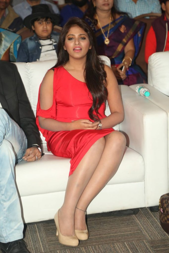 Anjali Feet Photos