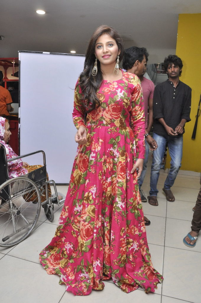 Anjali Gown Pictures
