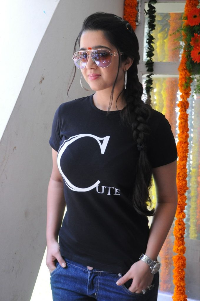 Charmi Kaur Jeans Photos
