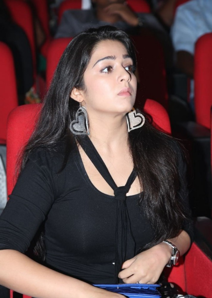 Charmi Kaur Makeup Photos
