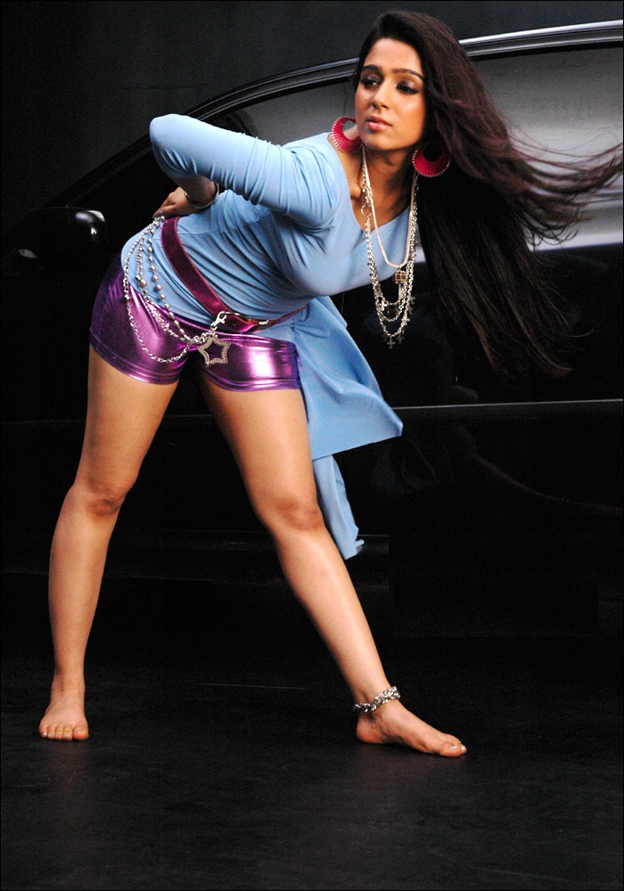 Charmi Kaur Short Clothes Pics