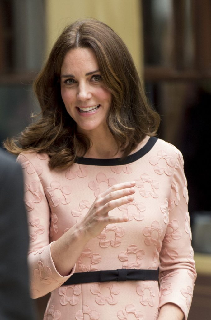 Kate Middleton Hair Style Wallpapers