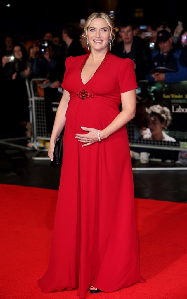 Kate Winslet Pregnent Photos