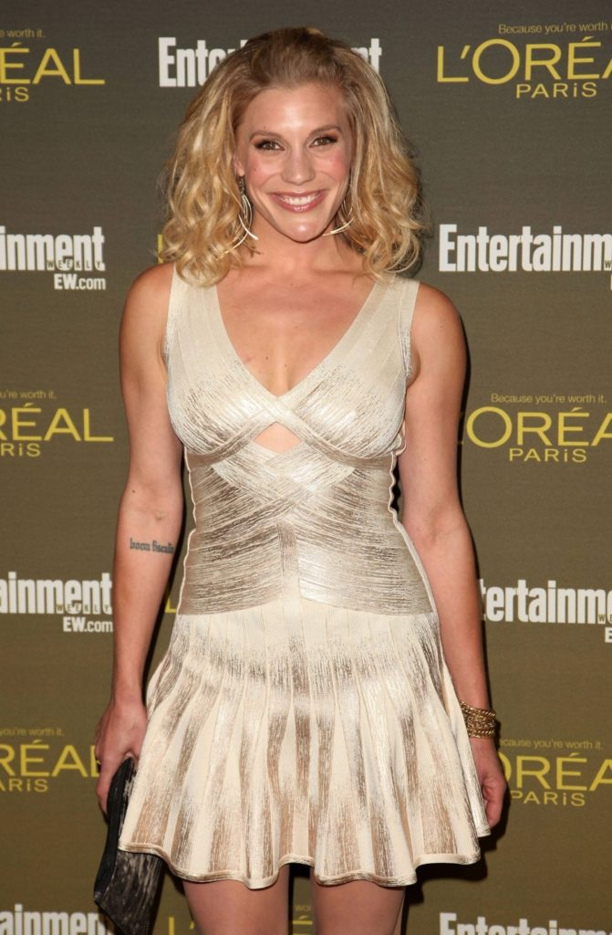 Katee Sackhoff Thighs Pictures