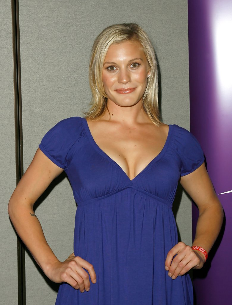 Katee Sackhoff Topless Pictures