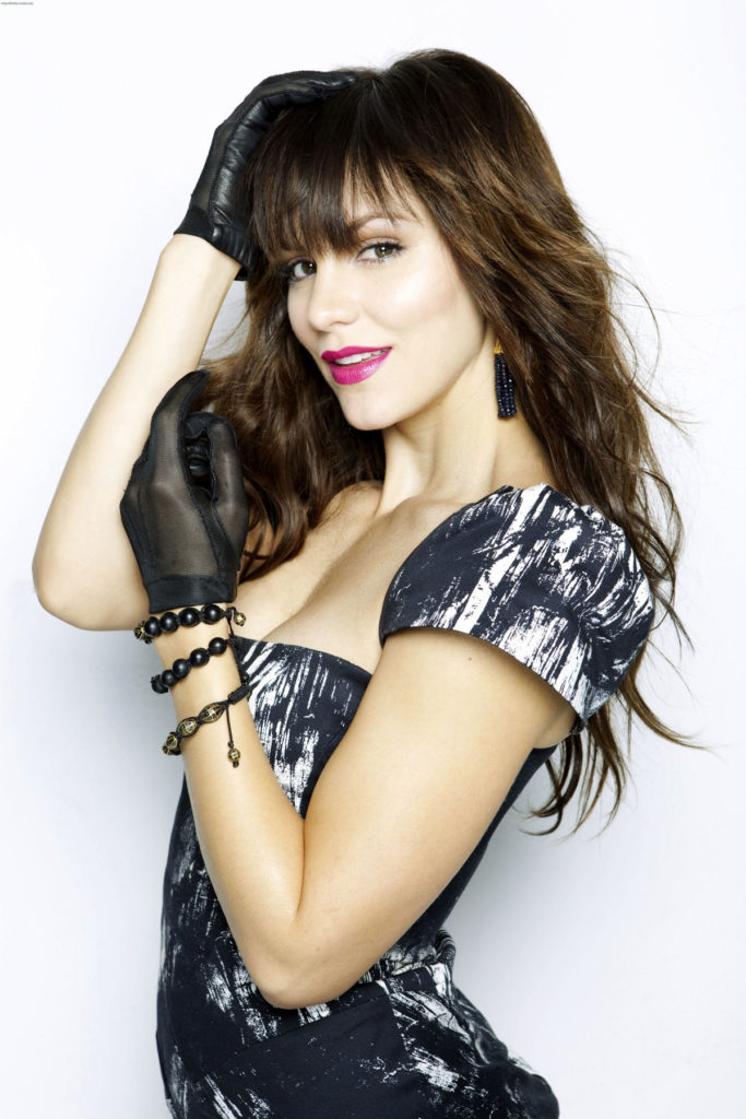 Katharine McPhee Hair Style Pictures