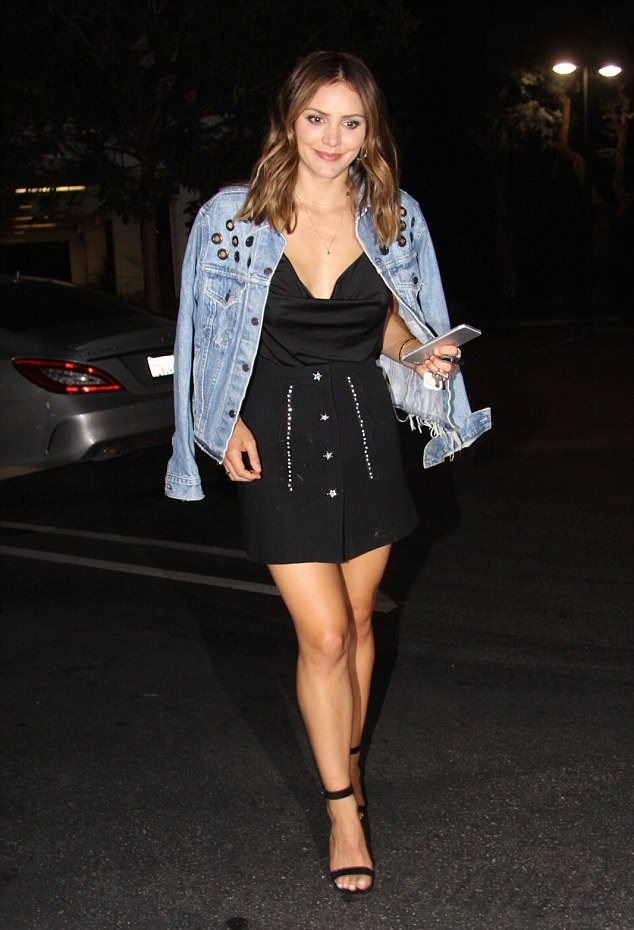 Katharine McPhee Jeans Pictures