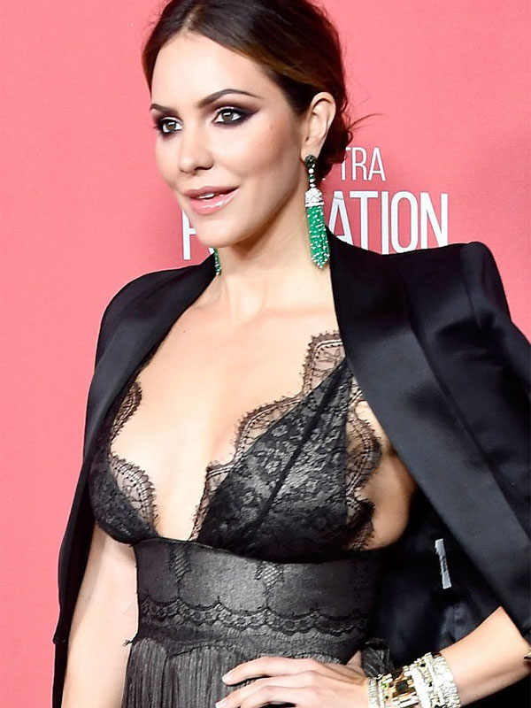 Katharine McPhee Oops Moment Photos