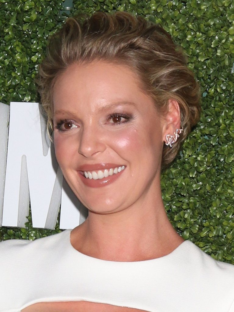 Katherine Heigl Hair Style Pictures