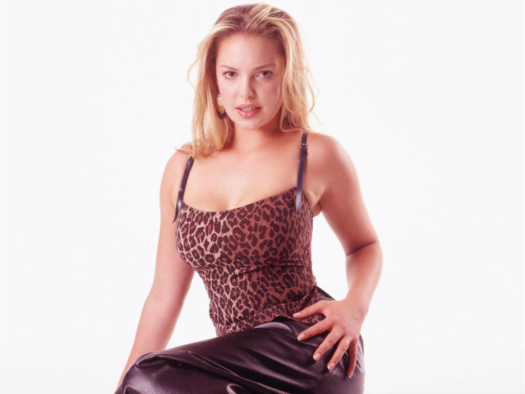 Katherine Heigl Leggings Pictures