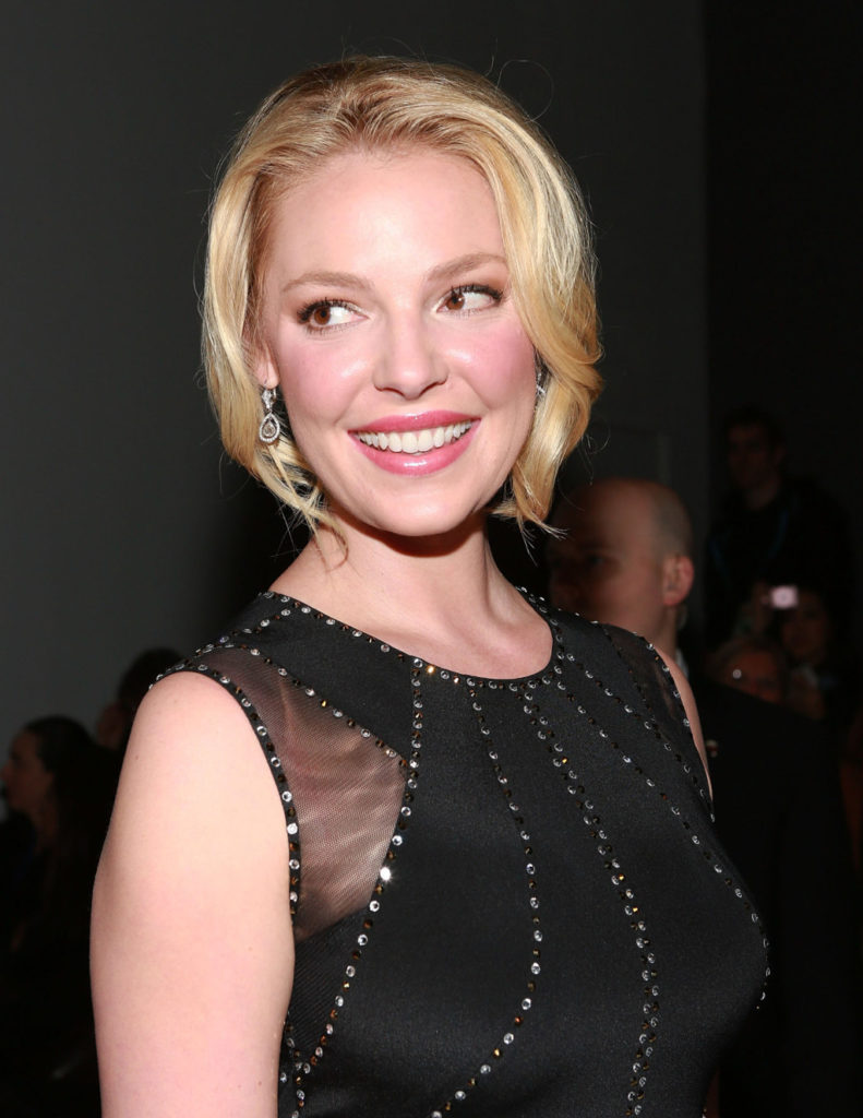 Katherine Heigl Muscles Images