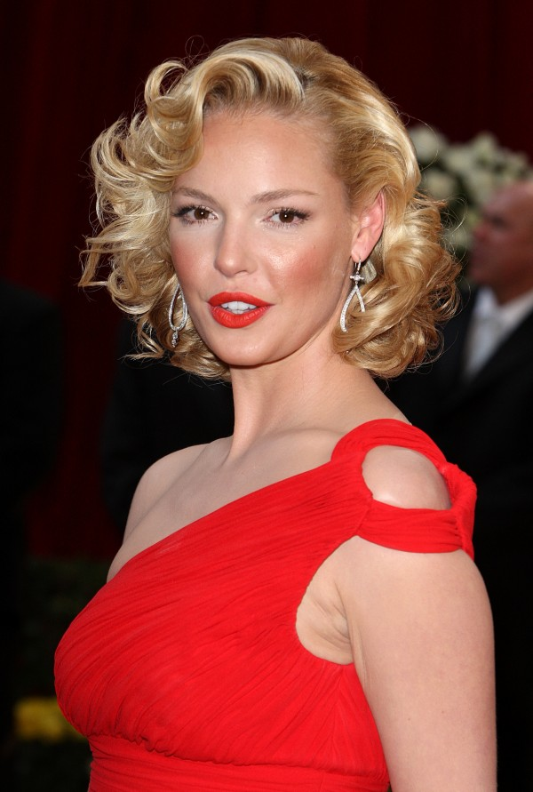 Katherine Heigl Smile Face Photos