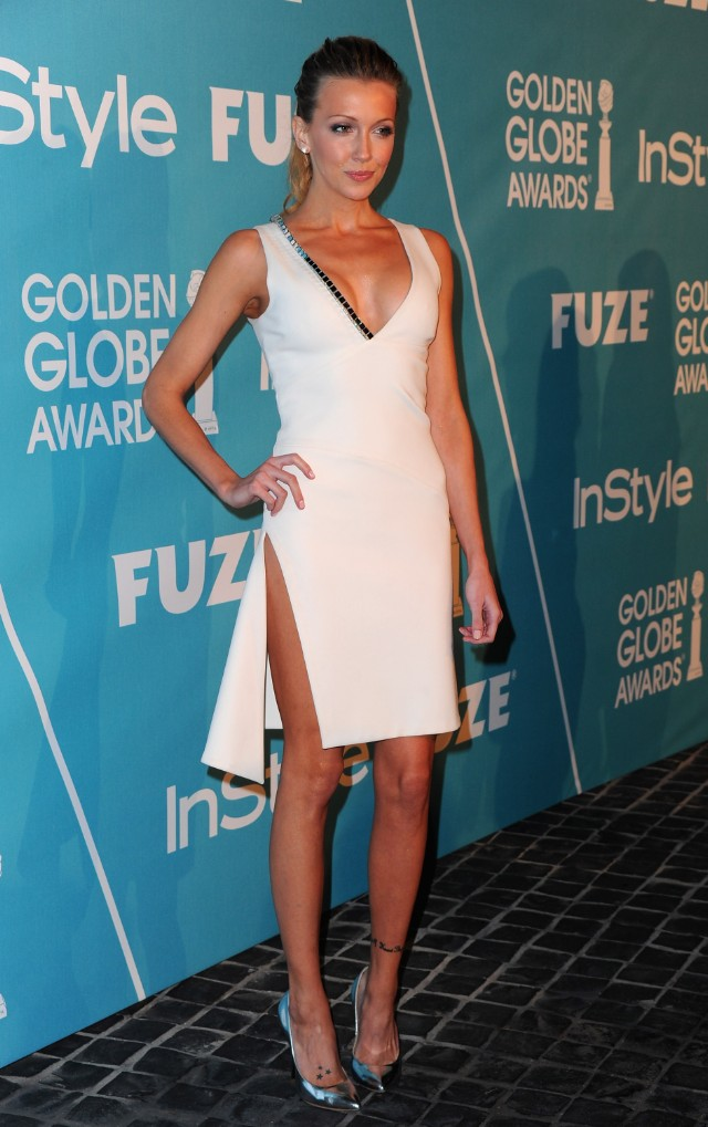 Katie Cassidy Feet Images