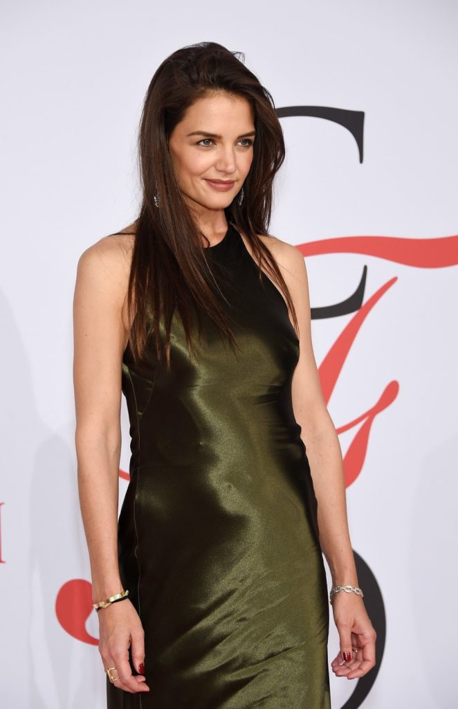 Katie Holmes Gown Pictures