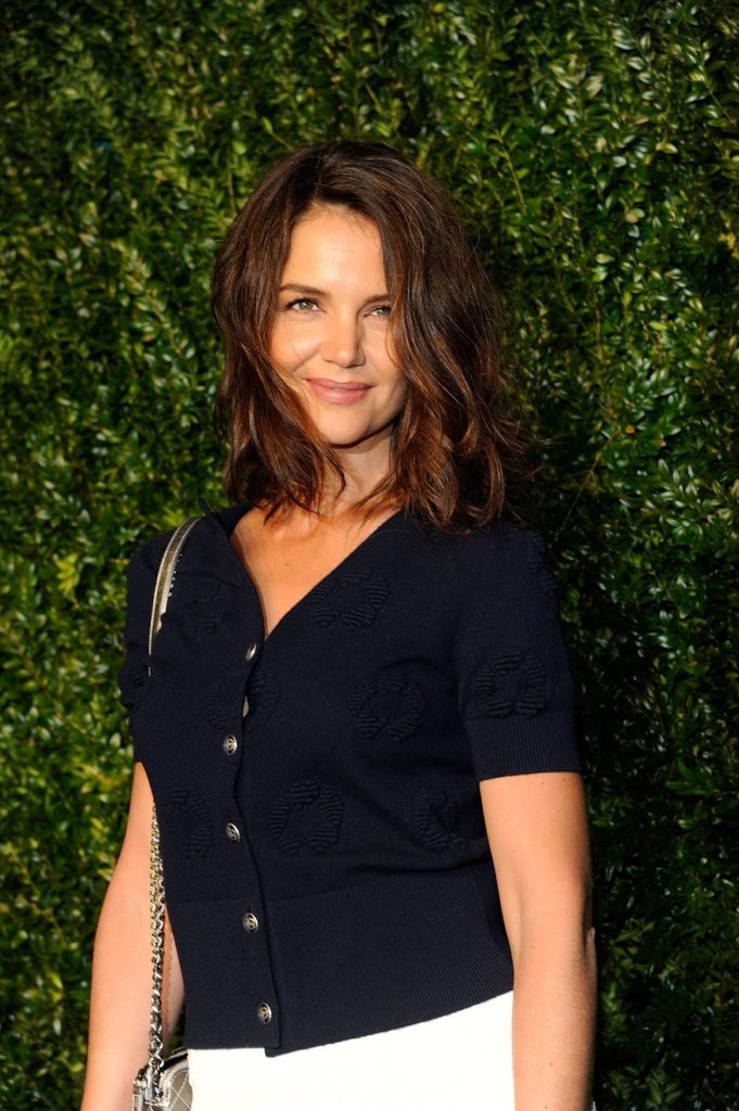 Katie Holmes Tattoos Pictures