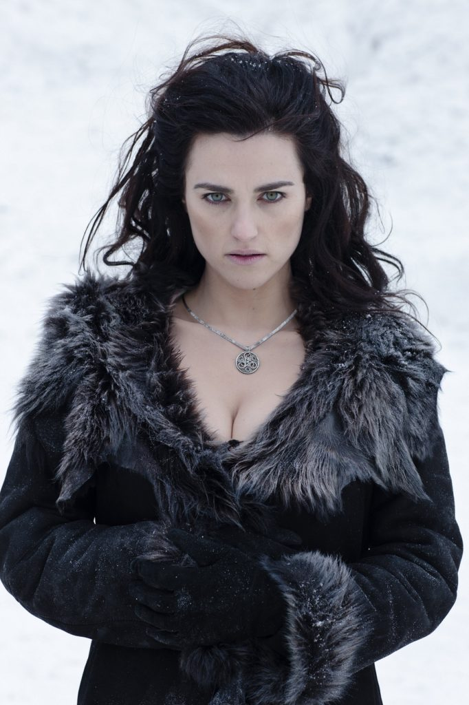 Katie McGrath Working Out Pictures