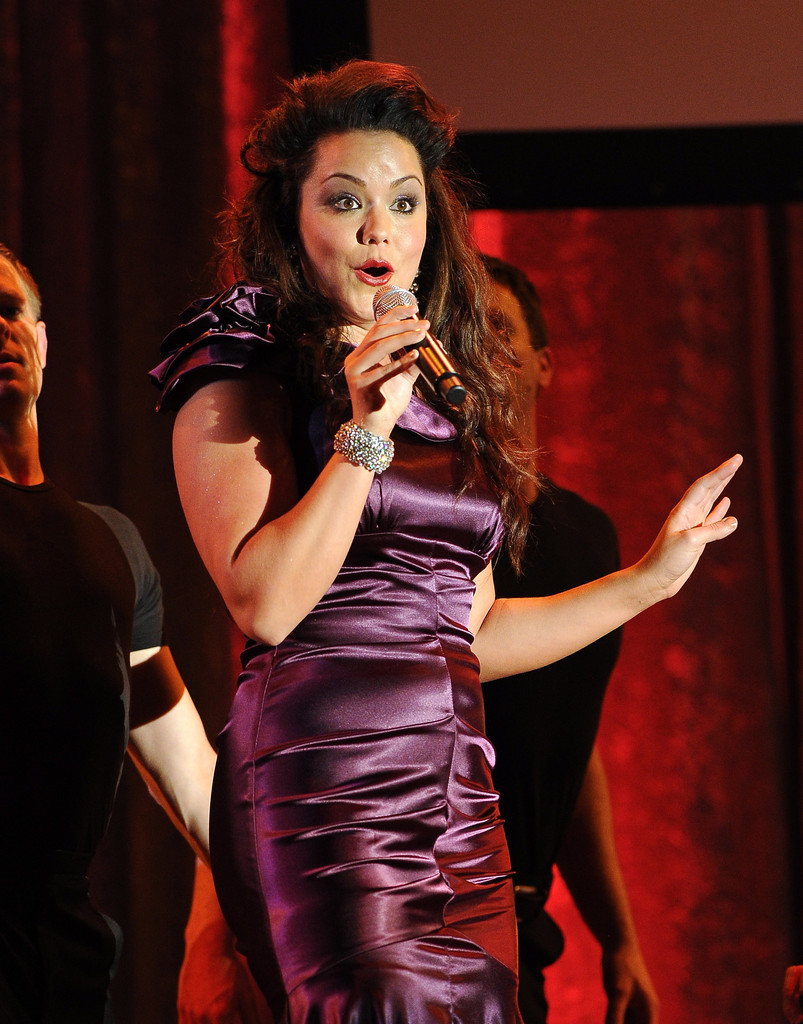 Katy Mixon Oops Moment Images
