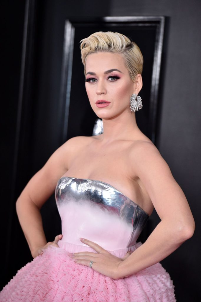 Katy Perry Muscles Pictures