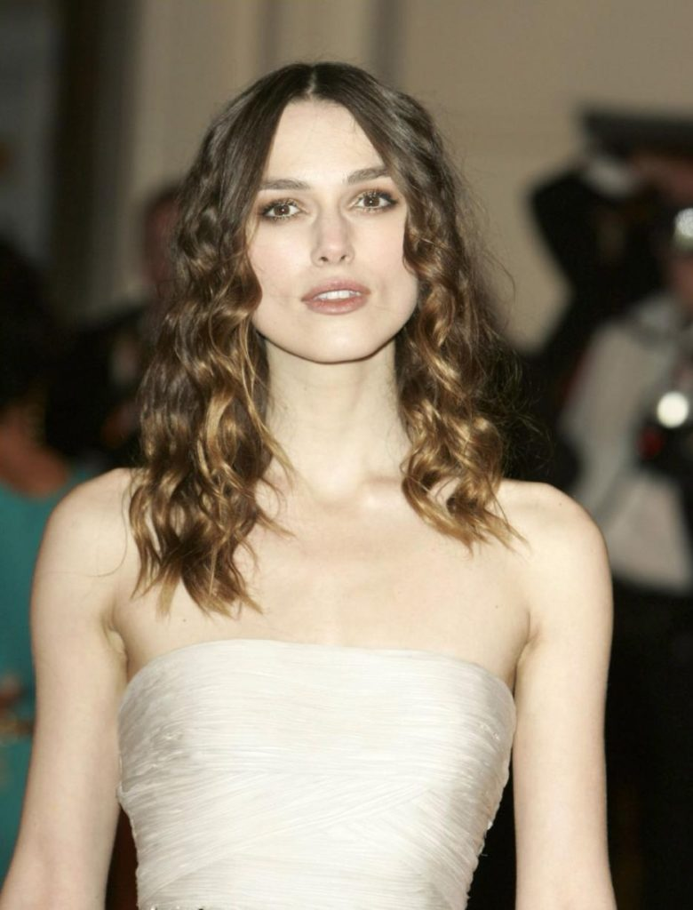 Keira Knightley Braless Wallpapers