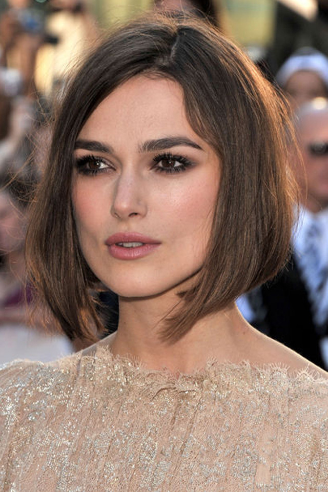 Keira Knightley Makeup Pictures