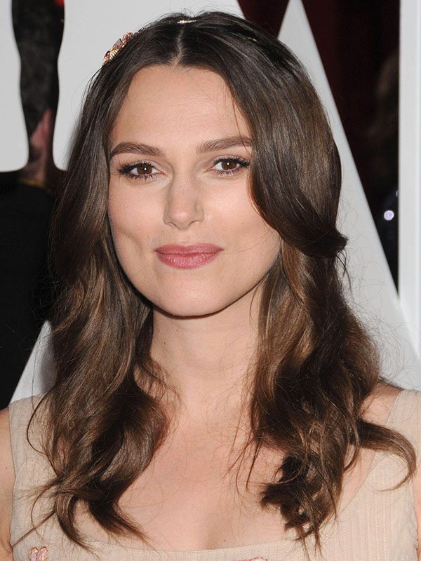 Keira Knightley Smileing Pictures