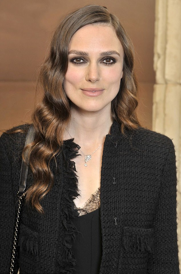 Keira Knightley Workout Images