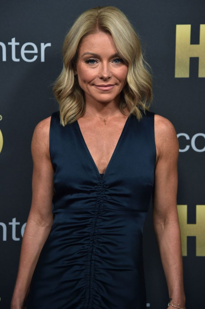 Kelly Ripa Muscles Photos