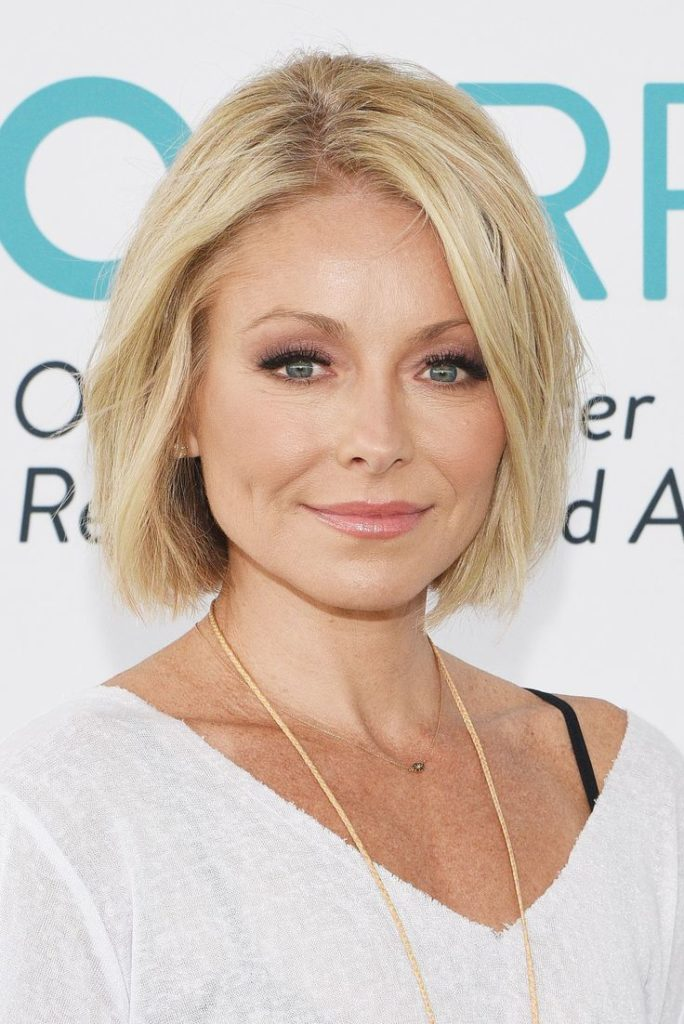 Kelly Ripa No Makeup Wallpapers