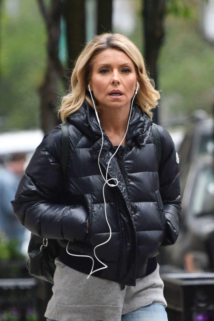 Kelly Ripa Without Makeup Pictures