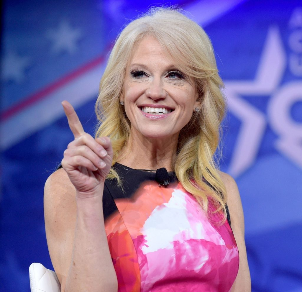 Kellyanne Conway Muscles Pictures