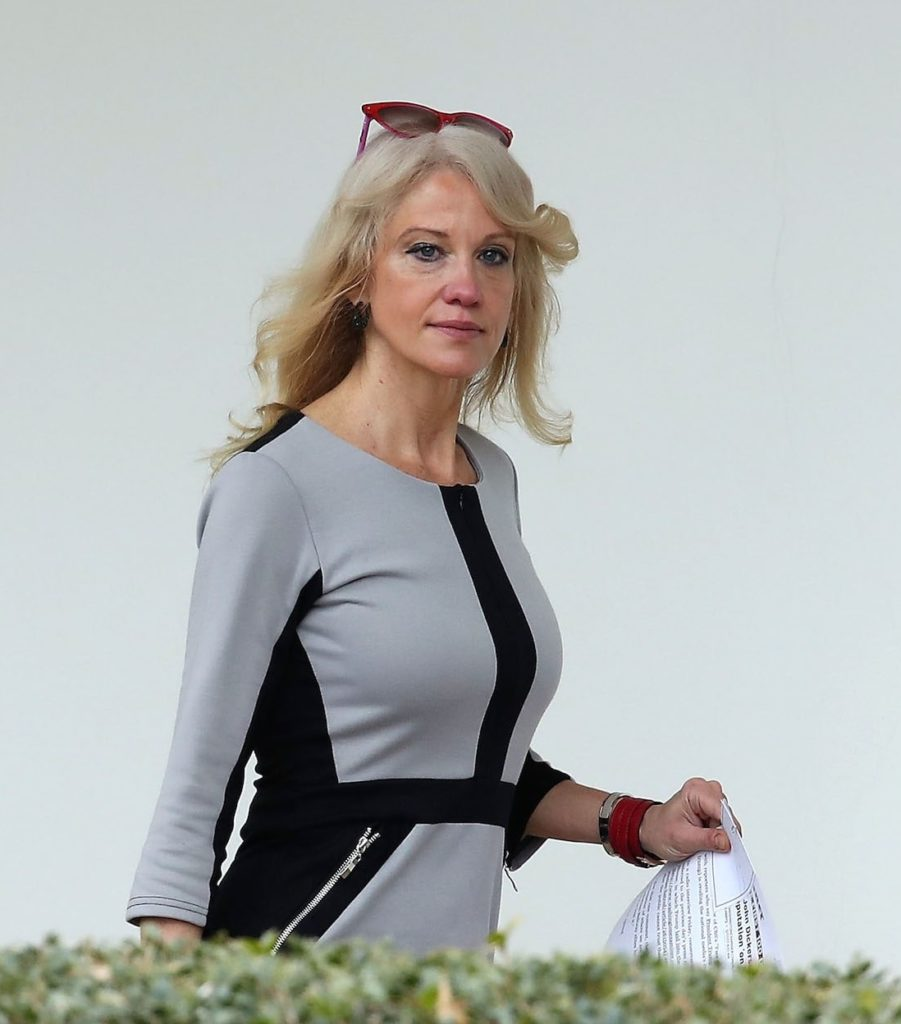 Kellyanne Conway No Makeup Wallpapers
