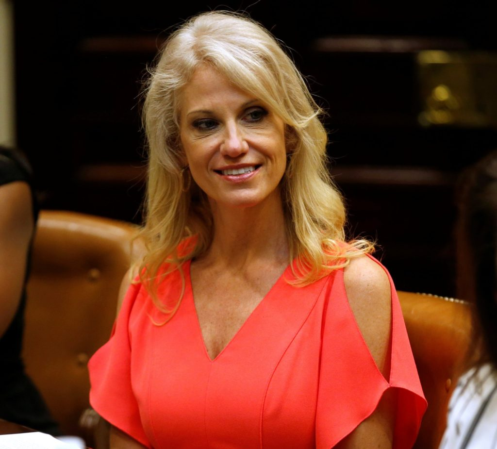 Kellyanne Conway Sexy Look Wallpapers