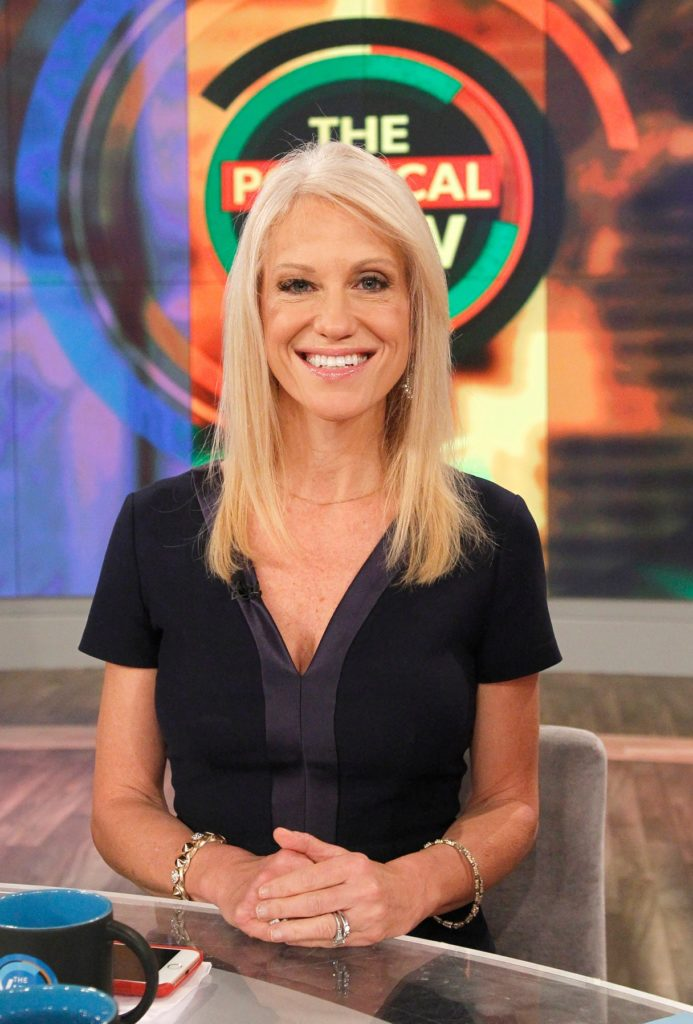 Kellyanne Conway Smile Face Images