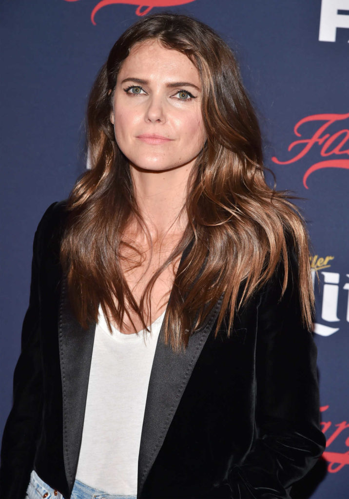 Keri Russell Braless Pictures
