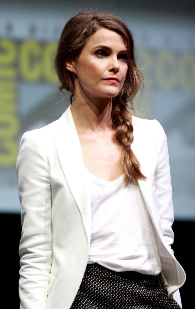 Keri Russell Hair Style Wallpapers
