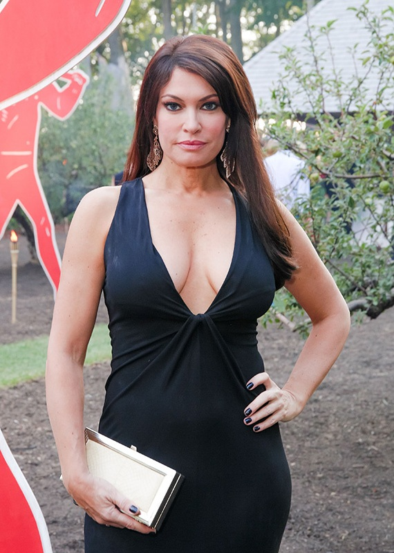 Kimberly Guilfoyle Muscles Images