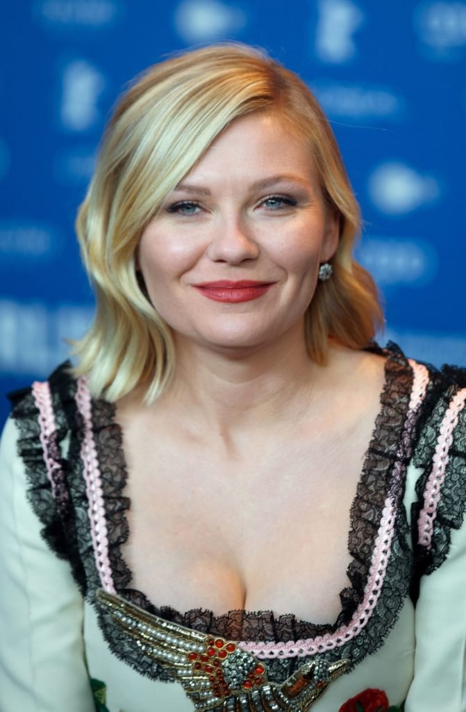 Kirsten Dunst Smile Face Photos