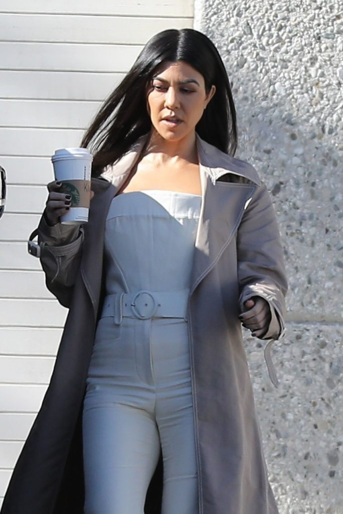 Kourtney Kardashian Hot Pics