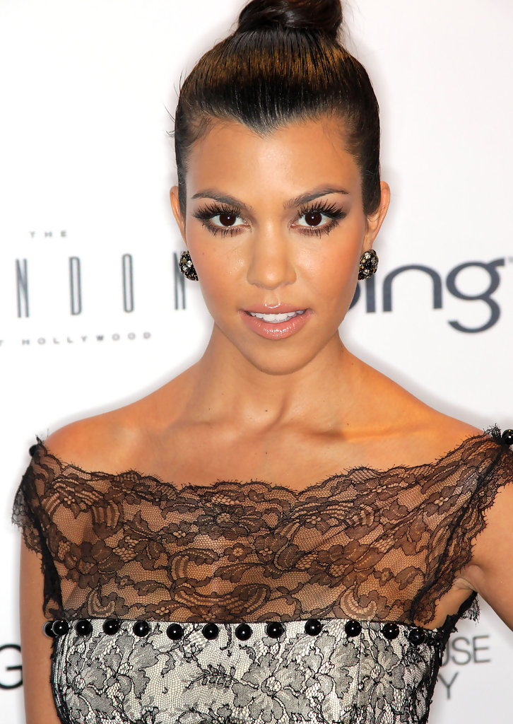 Kourtney Kardashian Leaked Images