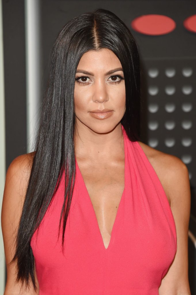 Kourtney Kardashian Makeup Images