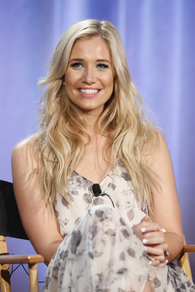Kristine Leahy Hair Style Pictures