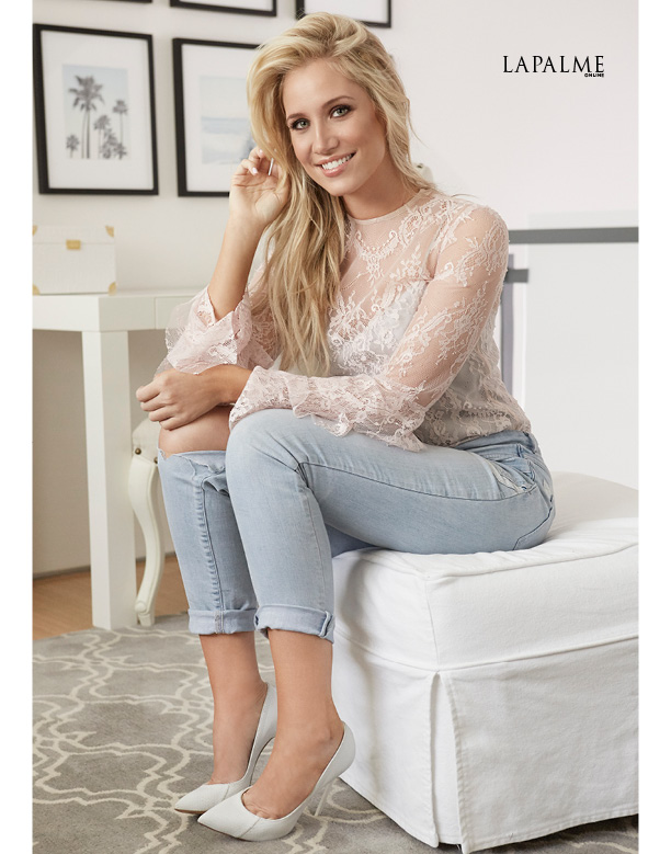 Kristine Leahy Jeans Pictures