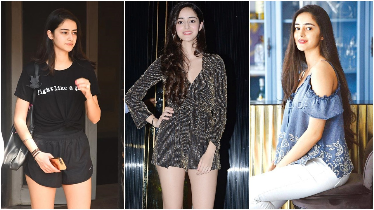 Ananya Pandey Hot Bikini Pictures – Show Off Her Sexiest Body