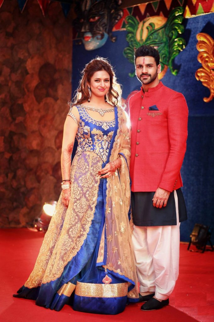 Divyanka Tripathi Wedding Photoshoot