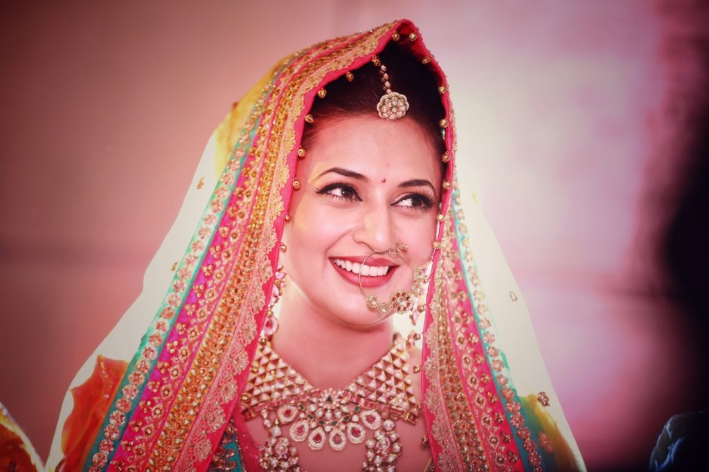 Divyanka Tripathi Wedding Pictures