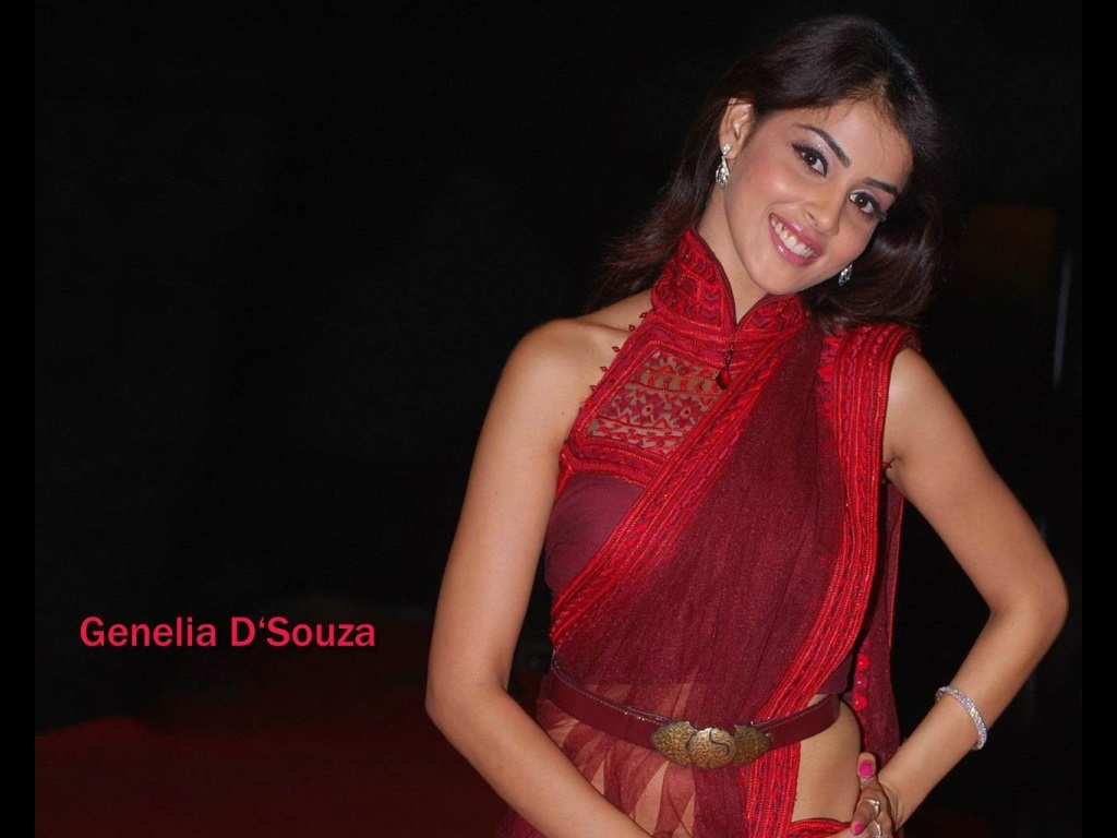 Genelia D'Souza Cute Photos