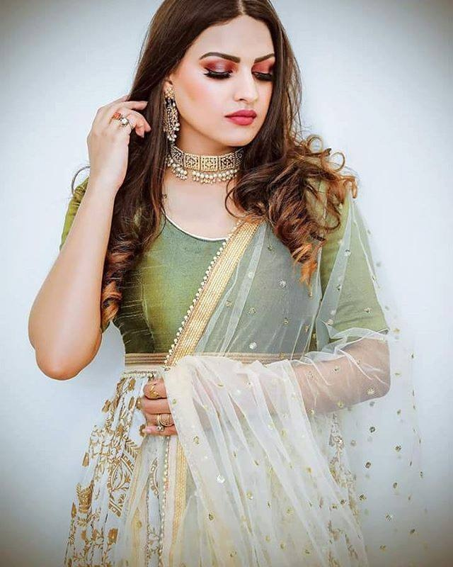Himanshi Khurana Sexy Pictures