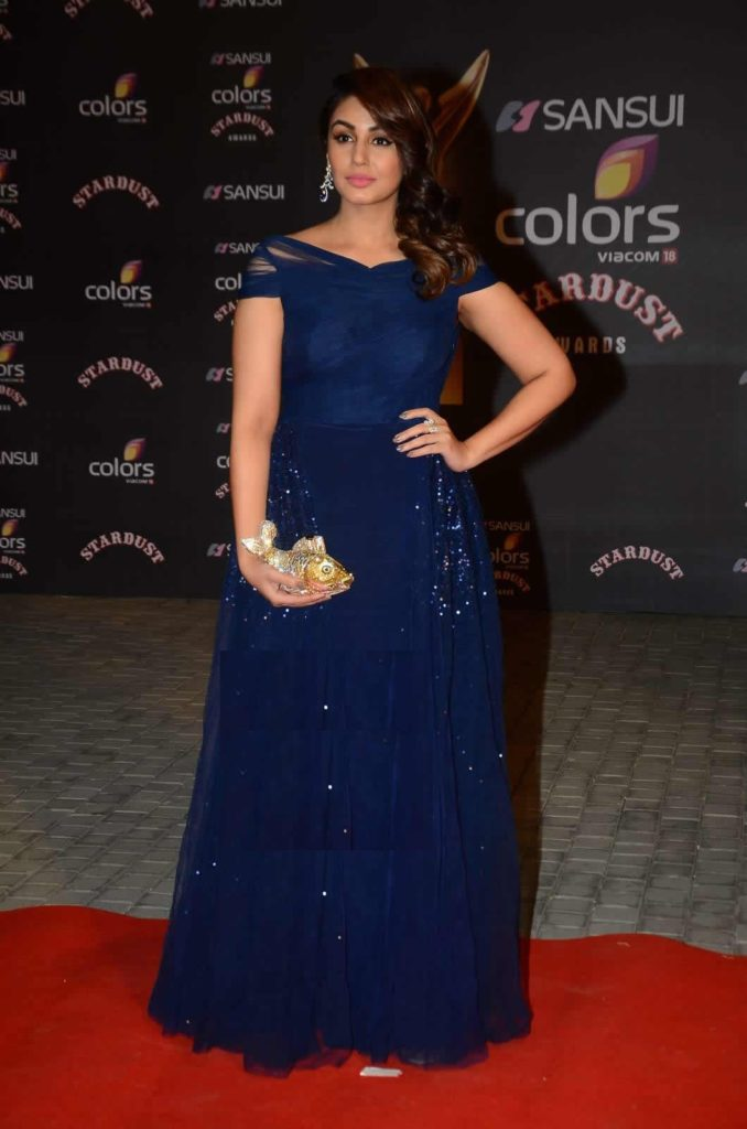 Huma Qureshi At Red Carpet Photos