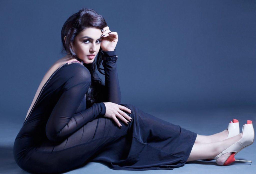 Huma Qureshi High Heels Pics