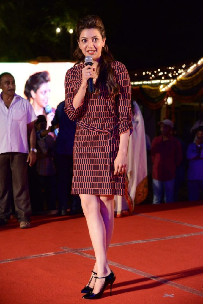 Kajal Aggarwal Feet Pictures